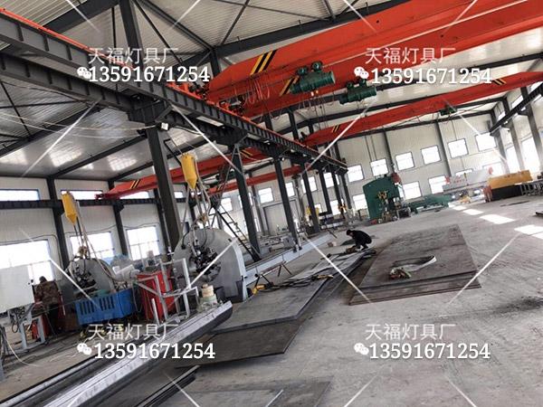 厂房设备展示--折弯车间